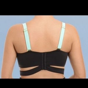 Swimsuits For All Swim - Gabifresh Pool Blue Electress Bikini Top